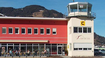 Archiv Flugschule Zell am See